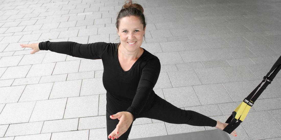 Pilates Kurs mit Schlingentrainer in Ramsau am Dachstein