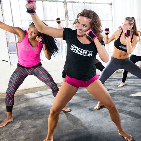 Piloxing - Pilates Boxing Workout in Ramsau am Dachstein